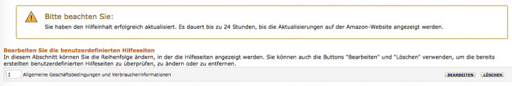 Amazon Einbindung 4